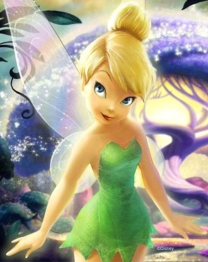 lady green fairy disney cartoons Graphics Mysapce Graphics